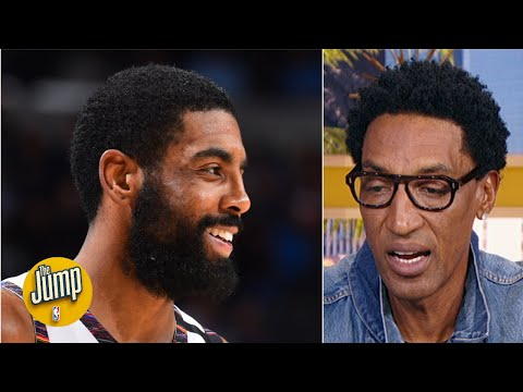 Scottie Pippen reacts to Kyrie Irving's latest comments: He has to become a better leader | The Jump