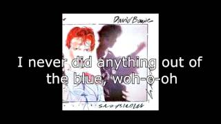 Ashes to Ashes | David Bowie + Lyrics