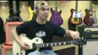 Guitar lessons - nirvana heart shaped box - how to play