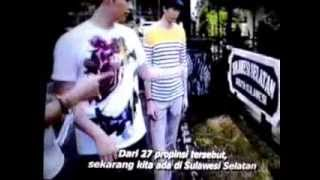 2PM Music Bank in Jakarta (Tugu Monumen Nasional & Taman Mini Indonesia Indah)