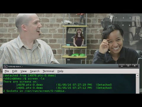 No More Lost SSH Sessions! Using the Linux Terminal