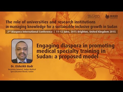 Engaging diaspora in promoting medical specialty training in Sudan: a proposed model