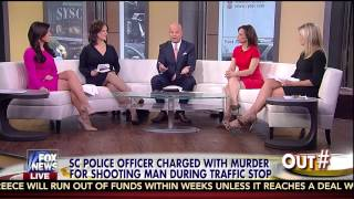 Andrea Tantaros & Ainsley Earhardt Outnumbered 04-08-15