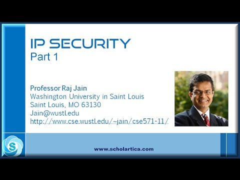 IP Security: Part 1
