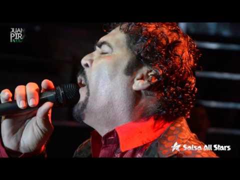 No Podras Escapar De Mi - Willie Gonzales - Salsa All Stars - Los Olivos 2016