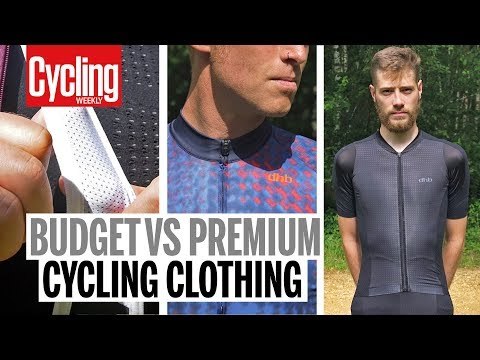 Budget VS Premium | DHB Cycling Clothing | Cycling Weekly