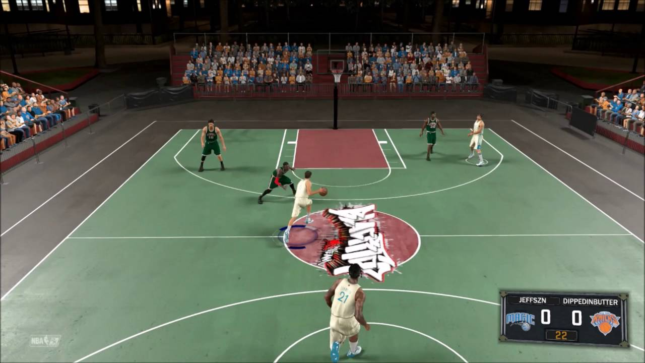 6fb35c07b553b NBA 2K17 MyTeam BlackTop Online Gameplay.. Mike Didnt Believe In John But I  Do - YouTube