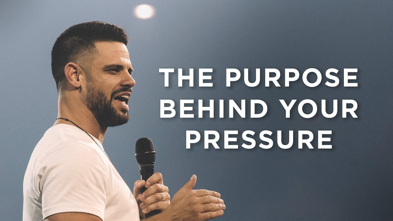 The Purpose Behind Your Pressure