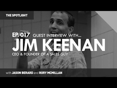 """Jim Keenan on Sales: """"Experience Doesn't Matter. Expertise Matters."""" 