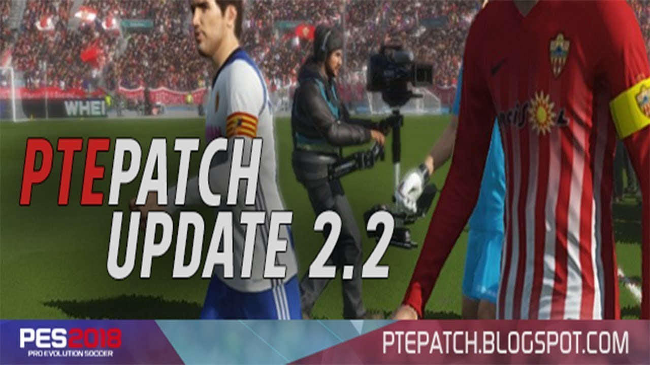 Как установить pte patch 5.0 pes 2018