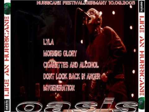 Oasis Download Hurricane Festival 2005 MP3
