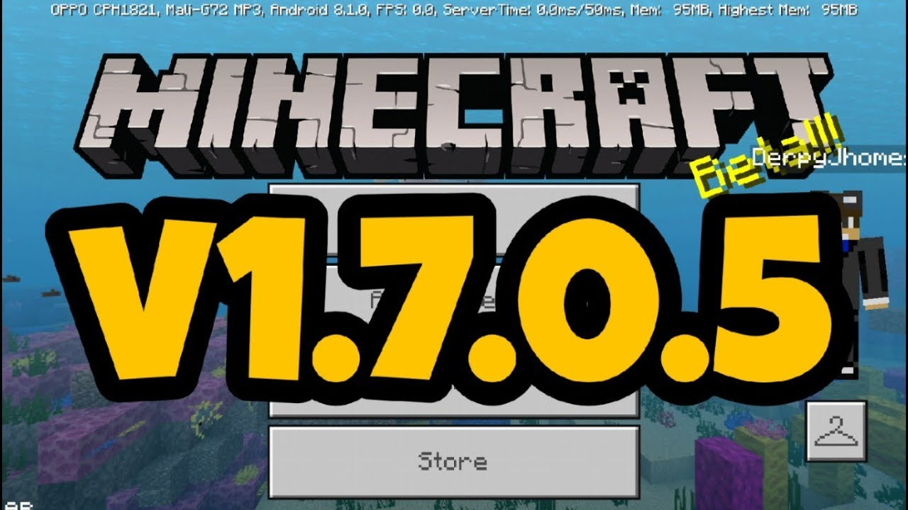 download minecraft 1.7 0.5 apk