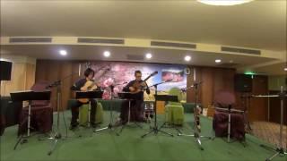 優力客吉他室內樂團Eureka Guitar Ensemble 槑子吉他二重奏武陵富野高山...