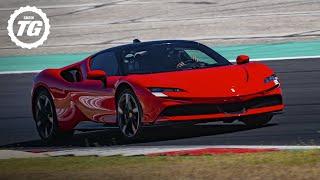 Ferrari SF90, F40, Jaguar XJ220, Lamborghini Diablo & Audi RS6   Cars of Series 29   Top Gear