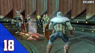 Marvel Ultimate Alliance 2 (PC) walkthrough part 18 (Pro-Reg.)