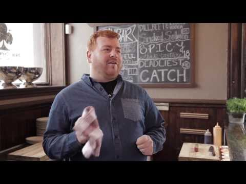 Mark McCrowe- Chopped Canada Champ