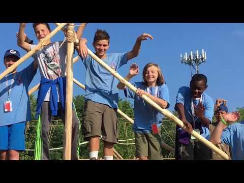 Pioneering Village: 2017 National Scout Jamboree