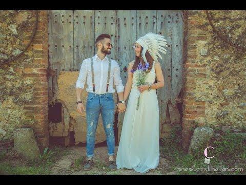 Bodas Wild Spirit Weddings Cristina IllánIrene Guevara , Duration 514. Cristina Illán Fotografía 11,008 views