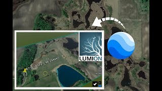 Lumion 7 Importing Landscape From Google Earth  |  Tutorial On Image Importing
