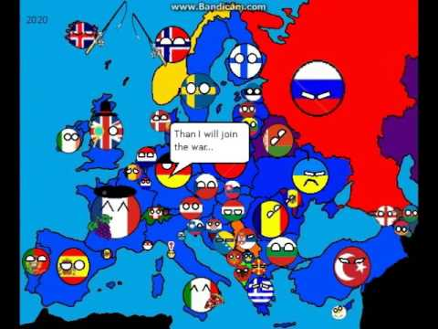 Future of the Europe #1 (End of Novorossia and Crimean war)