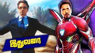 Iron Man - Marvel Universe STORYLINE (தமிழ்)