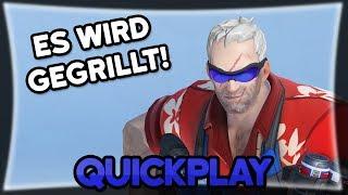 Es wird gegrillt! • Overwatch Quickplay deutsch