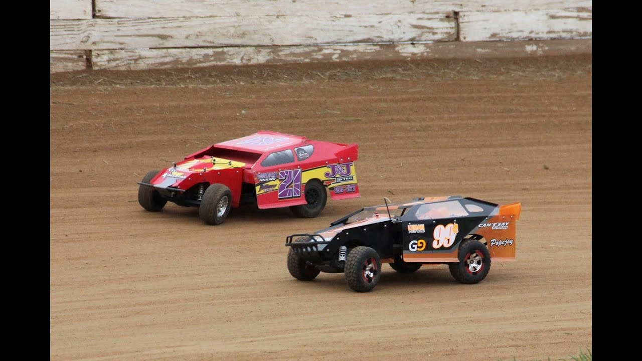 Maryville R C Sdway Dirt Oval Racing Show Me Scalers