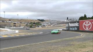 NASCAR Danica Patrick Crashes