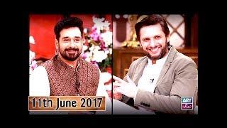Salam Zindagi - Guest : Shahid Afridi - 11th June 2017