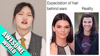 Korean teenagers react to 'guys will never understand' memes