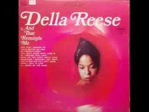 Клип Della Reese - And That Reminds Me
