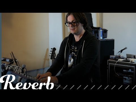 NIN's Alessandro Cortini on Using a Tascam Portastudio in a Live Set   Reverb Interview