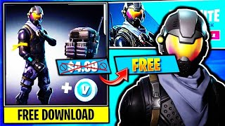 Fortnite Battle Royale Nouveau pack de démarrage De L'Agent Rouge 'giveaway'