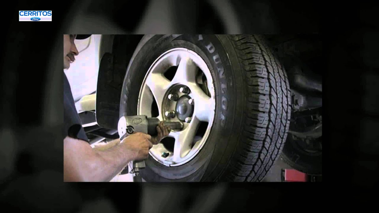 How Often To Rotate Tires >> How Often Do You Rotate Your Tires? - YouTube