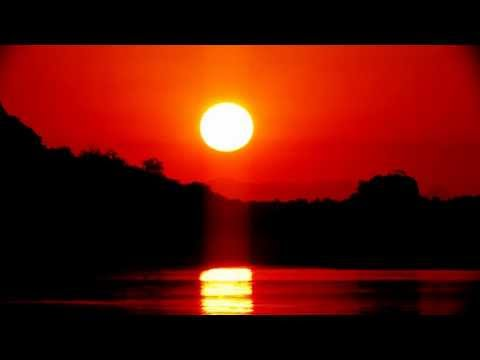 Sky Time Lapse HD - African Sunset Sky Time Lapsed HD