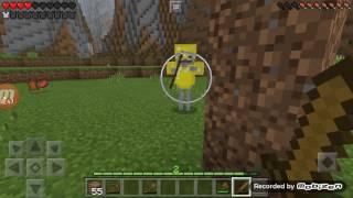 Minecraft pe ep2 (saison 2 survie)
