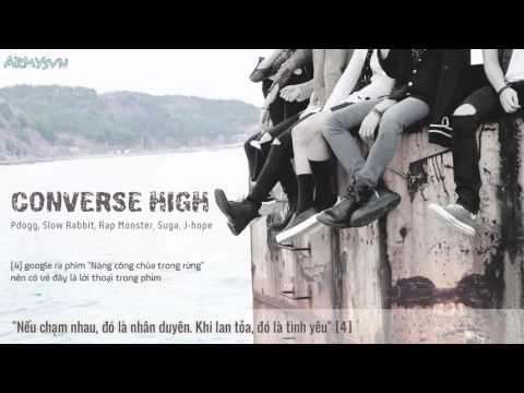 [ARMYsVN] [Vietsub] BTS (방탄소년단) – Converse High