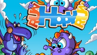Run Hopy Run Level 1-3 Walkthrough