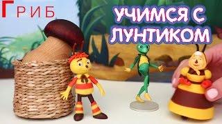 Учим буквы с Лунтиком  Буква Г  Алфавит для детей