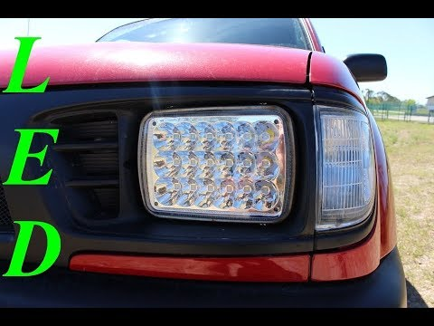 Led Headlights Super Bright Toyota Tacoma