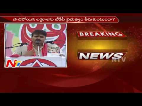 AP CM Chandrababu Naidu reacts on Pawan Kalyan Speech in Kakinada || Atma Gourava Sabha || NTV