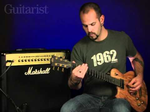 Marshall JMD:1 video review demo Guitarist Magazine