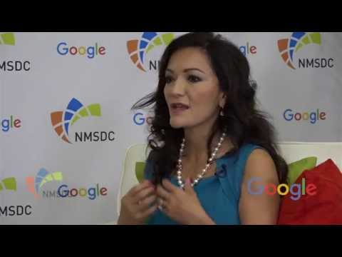 NMSDC TV's One-on-One with Pinnacle CEO, Nina Vaca - YouTube