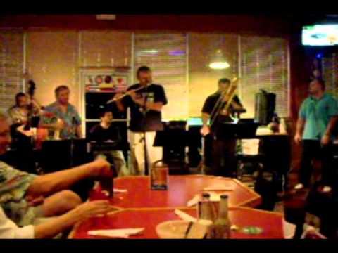 """Georges Bizet """"Je Crois Entendre Encore"""" Mathias Masson with Metro Connection Jazz Group"""
