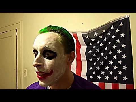 Jerad Miller The Joker Video From Las Vegas Police Killer Revolutionary Shooter revolution