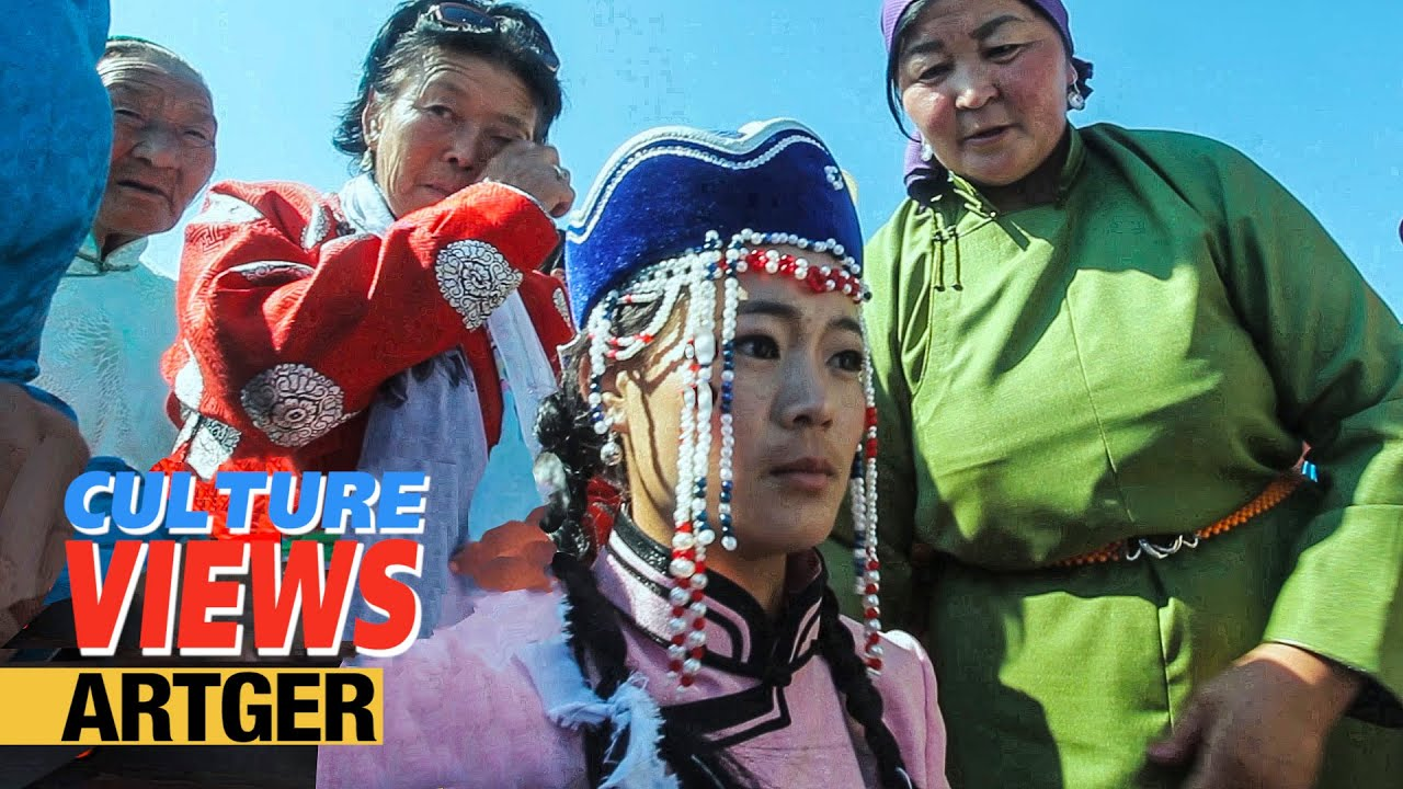 Mongolian Traditional Wedding - Must See Event In Mongolia | VIEWS