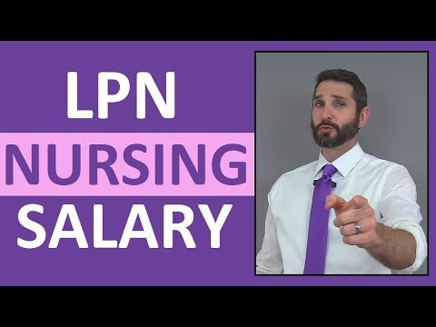 LPN Salary Income | How Much Money Does a Licensed Practical Nurse Make?