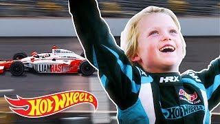 Go Fast, Sebastian! | Hot Wheels