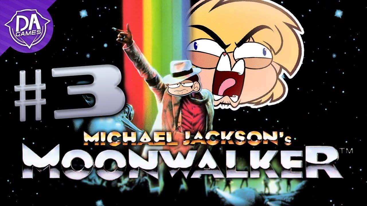 SPIDERS! - Michael Jackson's Moonwalker Pt. 3 (Will and  @Aficionados Chris )  DAGames