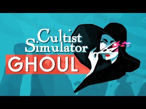 A sulking alien god - Cultist Simulator (Ghoul DLC) |